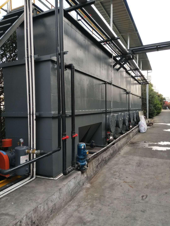 电池污水处理工程